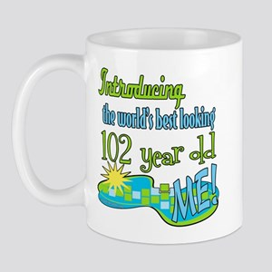 Best Looking 102nd Mug